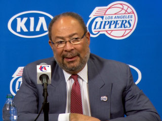 Clippers Interim CEO: I Hope Sterlings Don't Fight For Team