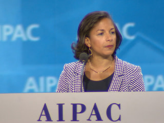 Susan Rice: A Bad With Iran is Worse Than No Deal