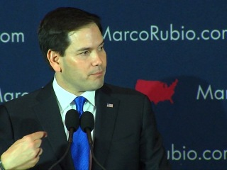 Rubio After Primary Loss: 'I'm Disappointed in Tonight'