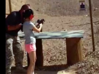 Nine-Year-Old Girl Kills Shooting Range Instructor