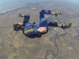 'Free Fall Unconscious': I Survived Seizure While Skydiving, Man Says