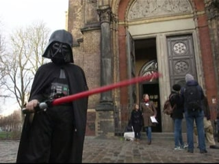 Church Holds 'Star Wars'-Themed Service