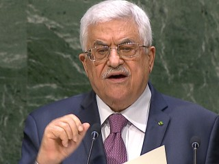Abbas Accuses Israel of 'Rampant and Rising Racism'