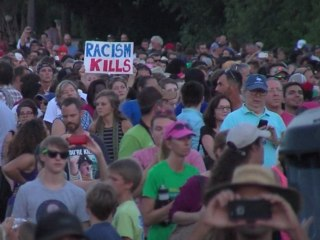 Thousands Join Unity Rally in Charleston