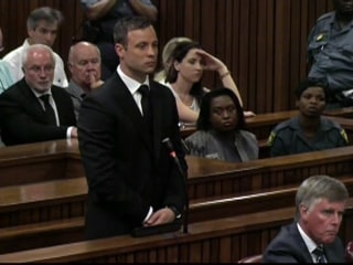 Oscar Pistorius Gets Five Years in Prison But Could Serve Less