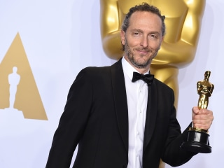 I'm Just Lucky, Three-Time Oscar Winner Lubezki Says