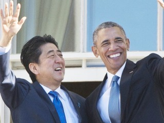 Watch Live:  President Obama and Japanese PM Abe Hold Joint News Conference