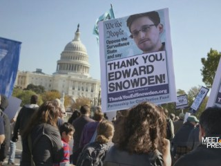 New Polling: Did the Snowden Interview Change Any Minds?