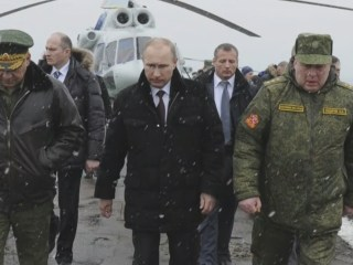 Michael McFaul: Putin Escalating Conflict Off the Battlefield As Well