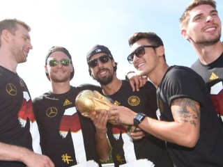 German World Cup Champ's Generous Gift to Poor Kids