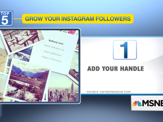 5 ways to attract followers on Instagram