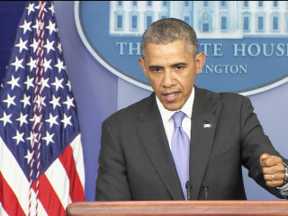 Obama on VA Scandal: 'I Will Not Stand For it'