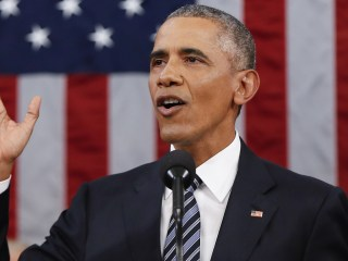 Full Text of President Obama's Final State of the Union Address