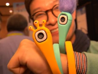 Glimpse Of The Future at Consumer Electronics Show