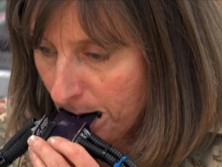 Device Allows Hearing Impaired to 'Listen' With Tongue