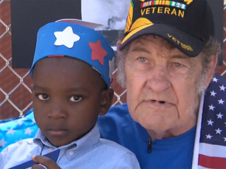 Vietnam Vet Surprised With Honorary Trip to Washington D.C.