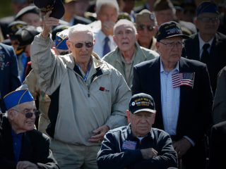 Veterans' D-Day Legacy 'Can Never Be Dimmed'