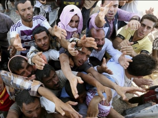 U.S. Weighs Rescue Mission for Yazidi Refugees in Iraq