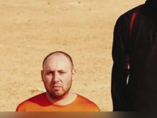 ISIS Kills Second American Hostage Steven Sotloff