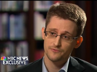 Snowden's Email to NSA Lawyer Raises More Questions