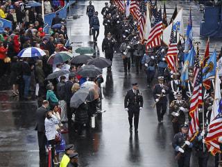 'We Endure': Boston Bombing Survivors Pay Tribute