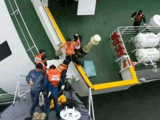 South Korea Ferry Captain Arrested