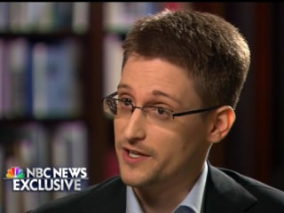 Edward Snowden Fires Back at NSA