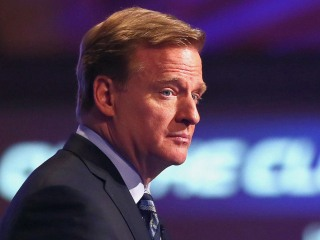 NFL Commissioner Roger Goodell Vows to 'Get It Right'