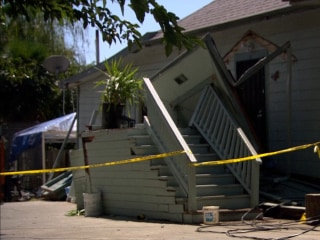 Major Cleanup Begins in Napa Amid Series of Aftershocks