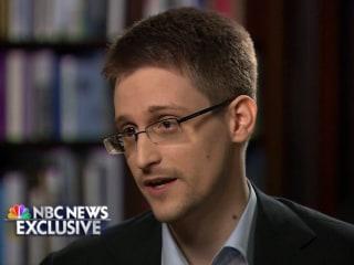 Snowden Slams U.S. Surveillance Programs