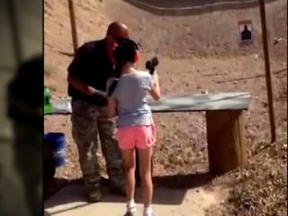 Nine-Year-Old Accidentally Kills Instructor With Uzi