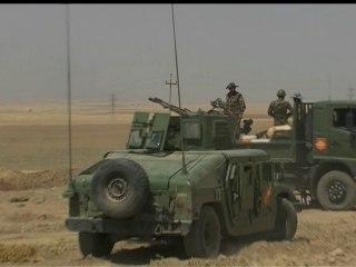 U.S. Airstrikes Help Iraqis and Kurds Retake Mosul Dam