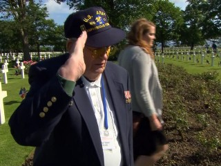 D-Day Veteran: Today's Kids Have 'No Idea What We Went Through'