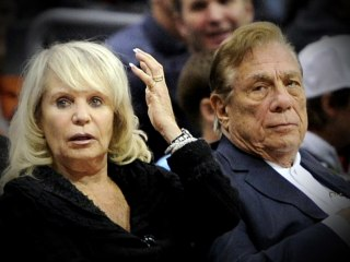 Donald Sterling's Wife Wants to Maintain Clippers Ownership