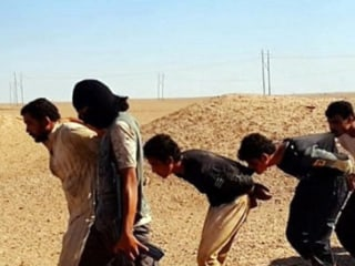 Kurdish Forces Fight ISIS as Iraqi Citizens Fear for Their Lives