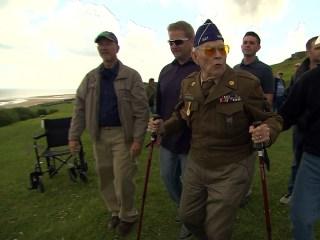 D-Day Vet Studied Medicine to 'Start Saving Lives'
