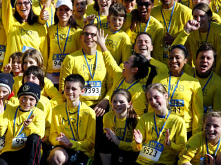 Boston Marathoners Prepare for Race One Year After Attacks