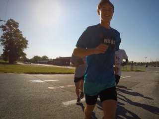 Runner With Autism Makes Strides on the Track