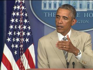 Obama's 'No Strategy' Remark Sends Team Into Damage Control