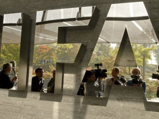 Watch Live: FIFA News Conference in Zurich, Switzerland - From FIFA TV