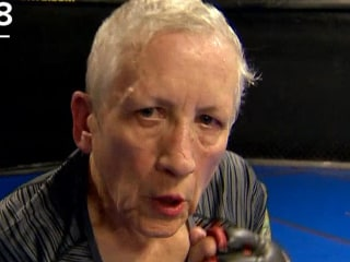 Meet the 68-Year-Old Cancer Survivor Turned MMA Fighter