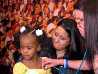 The Incredible Moment a Mother Hears Her Deceased Son's Heartbeat