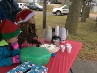 Girl, 7, Spends Birthday Raising $2,000 for Refugees