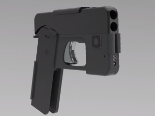Company Invents Gun That Looks Just Like a Cell Phone