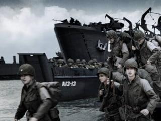 Brokaw Narrates New IMAX D-Day Film