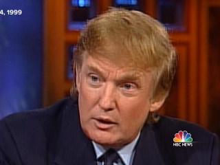 Trump in 1999: 'I am Very Pro-Choice'