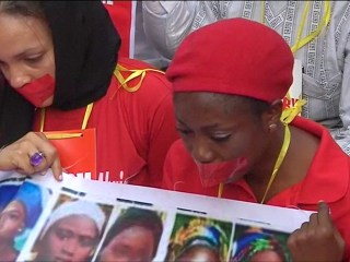 Silent March Marks Anniversary of Chibok Schoolgirls' Kidnap