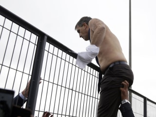 Losing Your Shirt: How the French Conduct Labor Relations