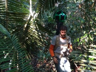 Google Street View Visits The Amazon Jungle