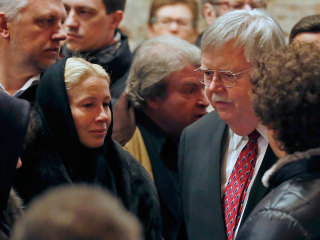 U.S. Ambassador Pays Tribute to Boris Nemtsov
